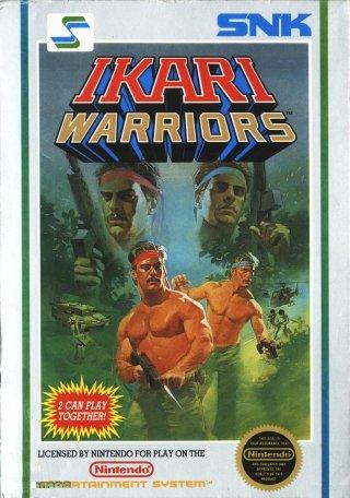Si je vous dis SNK, quel jeu/saga vous viens de suite en tête ? - Page 2 Ikariwarriorsnesbox